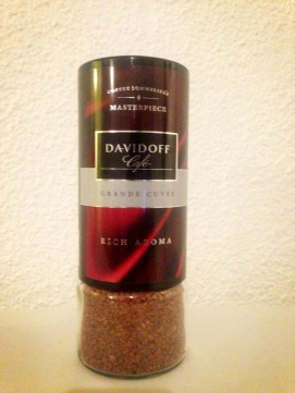 Davidoff Cafe Bottle